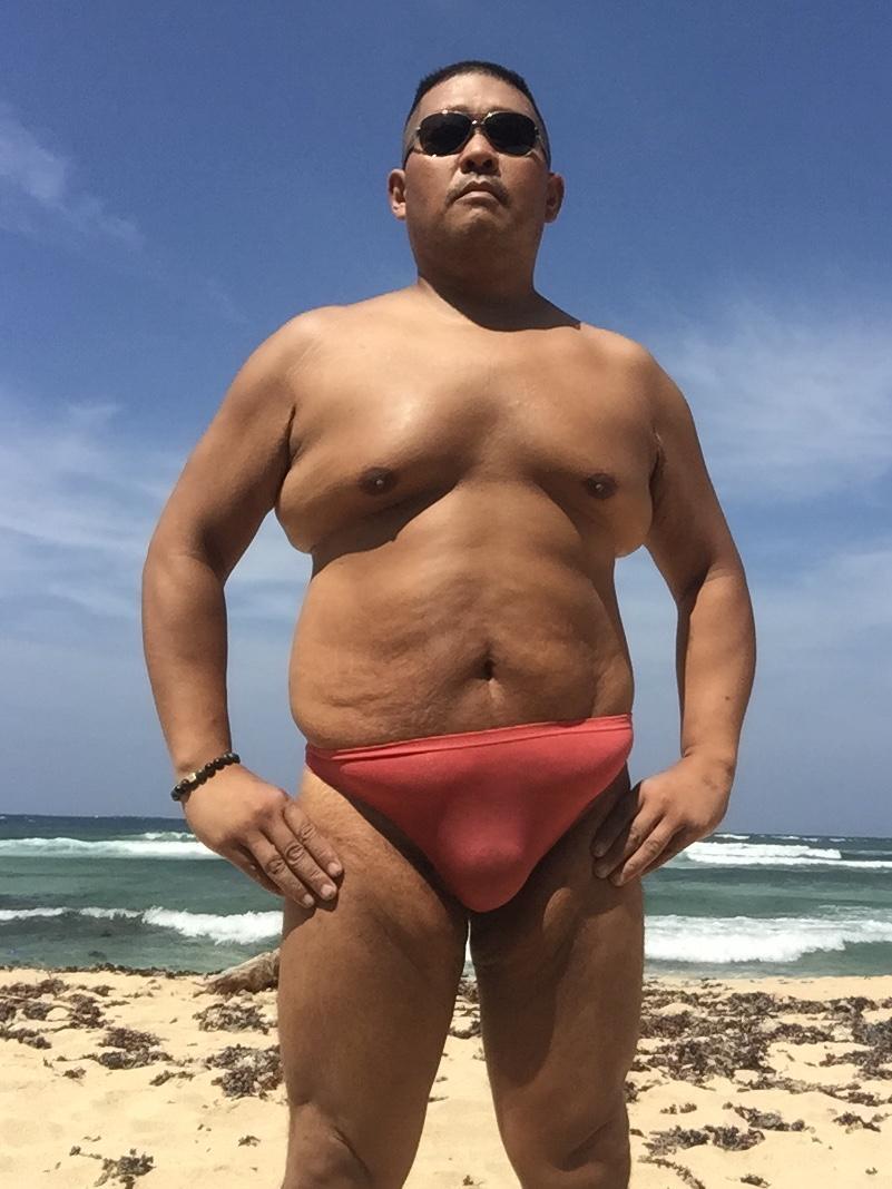 Bikini sun bather (11/218)