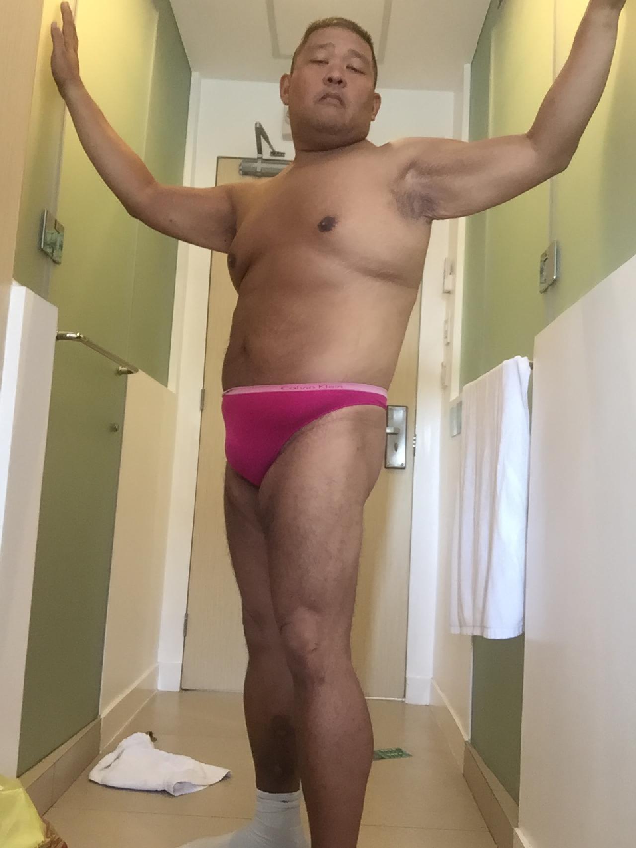 Bikini sun bather (56/218)