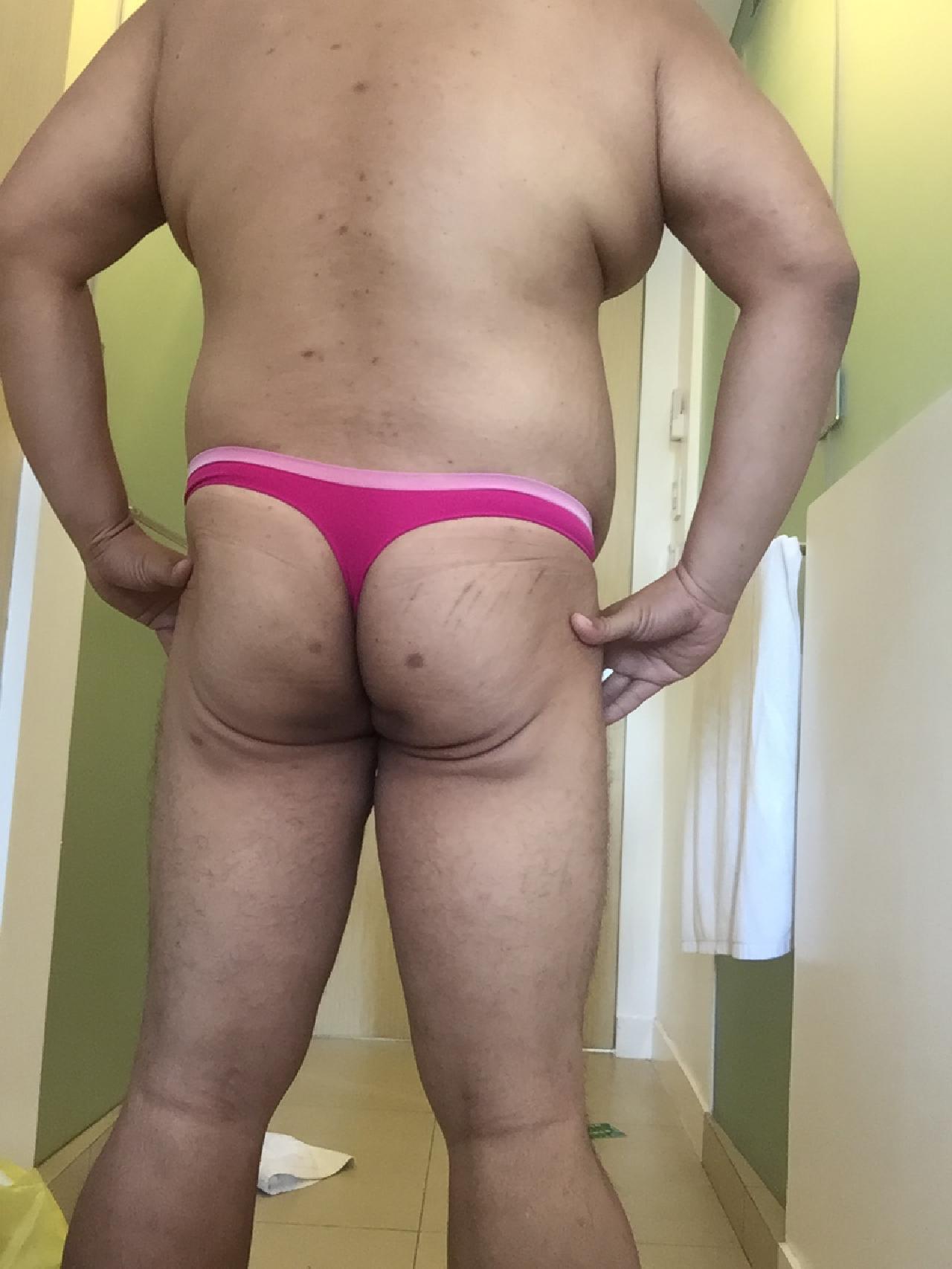 Bikini sun bather (58/218)
