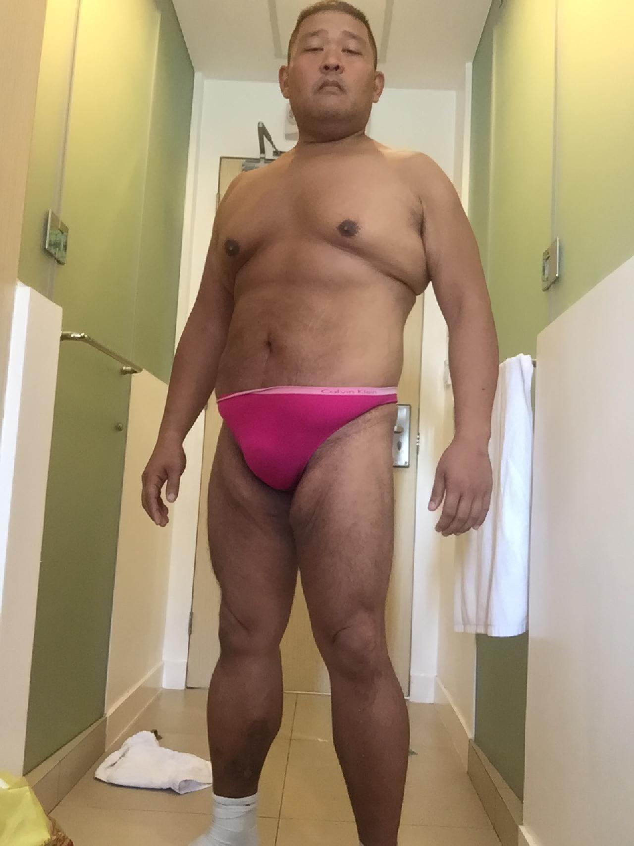 Bikini sun bather (59/218)