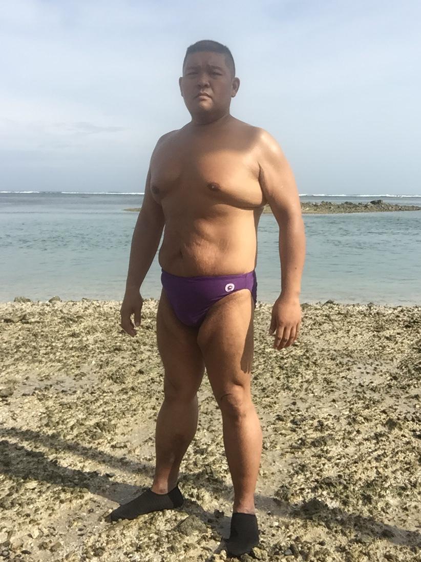 Bikini sun bather (78/218)