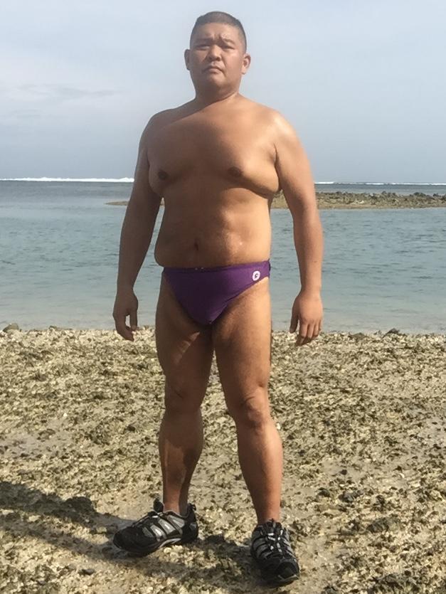 Bikini sun bather (80/218)
