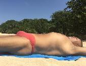 Bikinisunbather