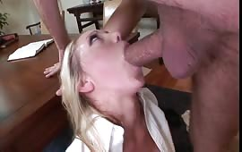 A big cock in my mouth