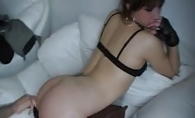 Teen takes it hard
