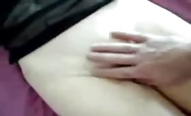 Incest scene with dad cumming on me